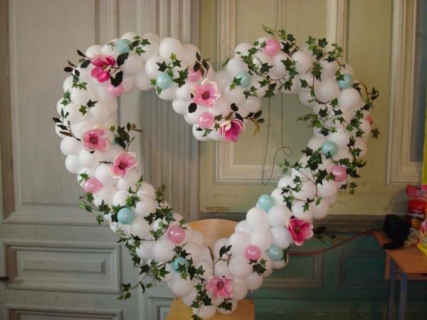Романтическое призание в любви